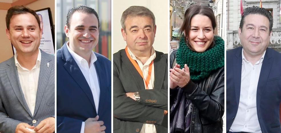 La carrera electoral, en cifras