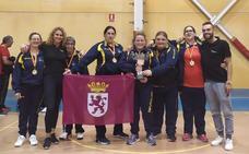 Asprona-León revalida su título de campeonas de España