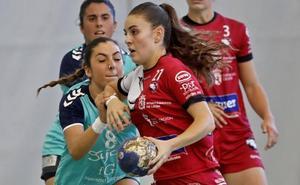 María Sancha: «Tenemos el playoff en la cabeza, pero preferimos ir partido a partido»