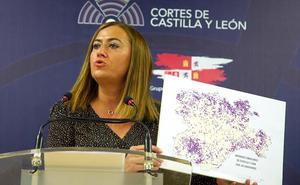 El PSOE ve en el cierre de los consultorios médicos la «antiestrategia» contra despoblación