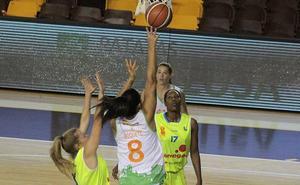 Andrea Boquete, MVP de la Liga Femenina 2 en la primera jornada