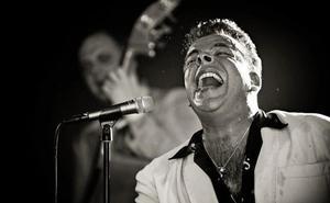 El rockero británico de raíces españolas Mike Sánchez llega a El Gran Café