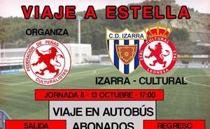 Las peñas de la Cultural organizan viaje a Estella