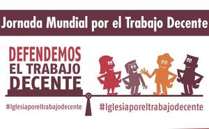 La Diócesis de León se suma a la jornada por el trabajo decente con el lema 'No más precariedad'