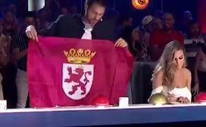 Got Talent pone a prueba a Dani Martínez