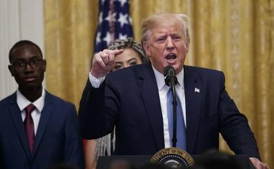 Erdogan y Trump mantienen una conversación telefónica sobre la 'zona segura' en Siria