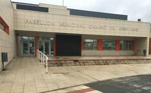 Cs San Andrés del Rabanedo critica la falta de mantenimiento del pabellón deportivo Camino de Santiago