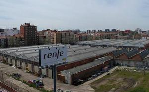 El valor del suelo que se liberará con la integración ferroviaria de Valladolid sube el 32% hasta los 401,6 millones