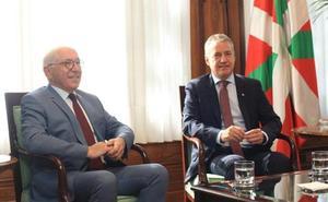 El Gobierno vasco trabaja para que Euskadi acoja la salida del Tour 2023