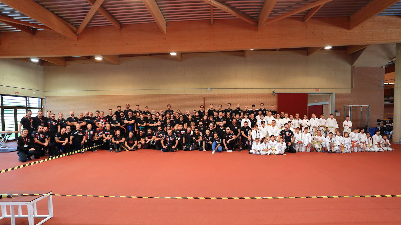 Seminario FEL de Krav Magá en León