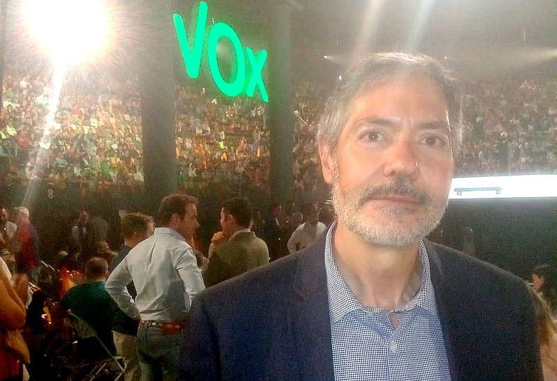 Vox confirma a Calvo Liste y Carlos Pollán como 'número 1' al Congreso y el Senado el 10N