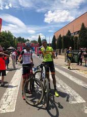 El Ciudad de Astorga cierra un gran año con Cavero como baluarte del equipo