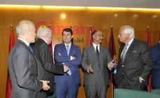 Pleno del Consejo de Cámaras de Comercio de Castilla y León
