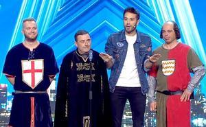 'Got Talent España': el día que Hospital de Órbigo se subió al escenario con Dani Martínez