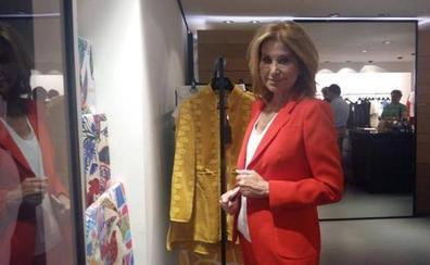 La diseñadora Purificación García estará este miércoles en El Corte Inglés de León