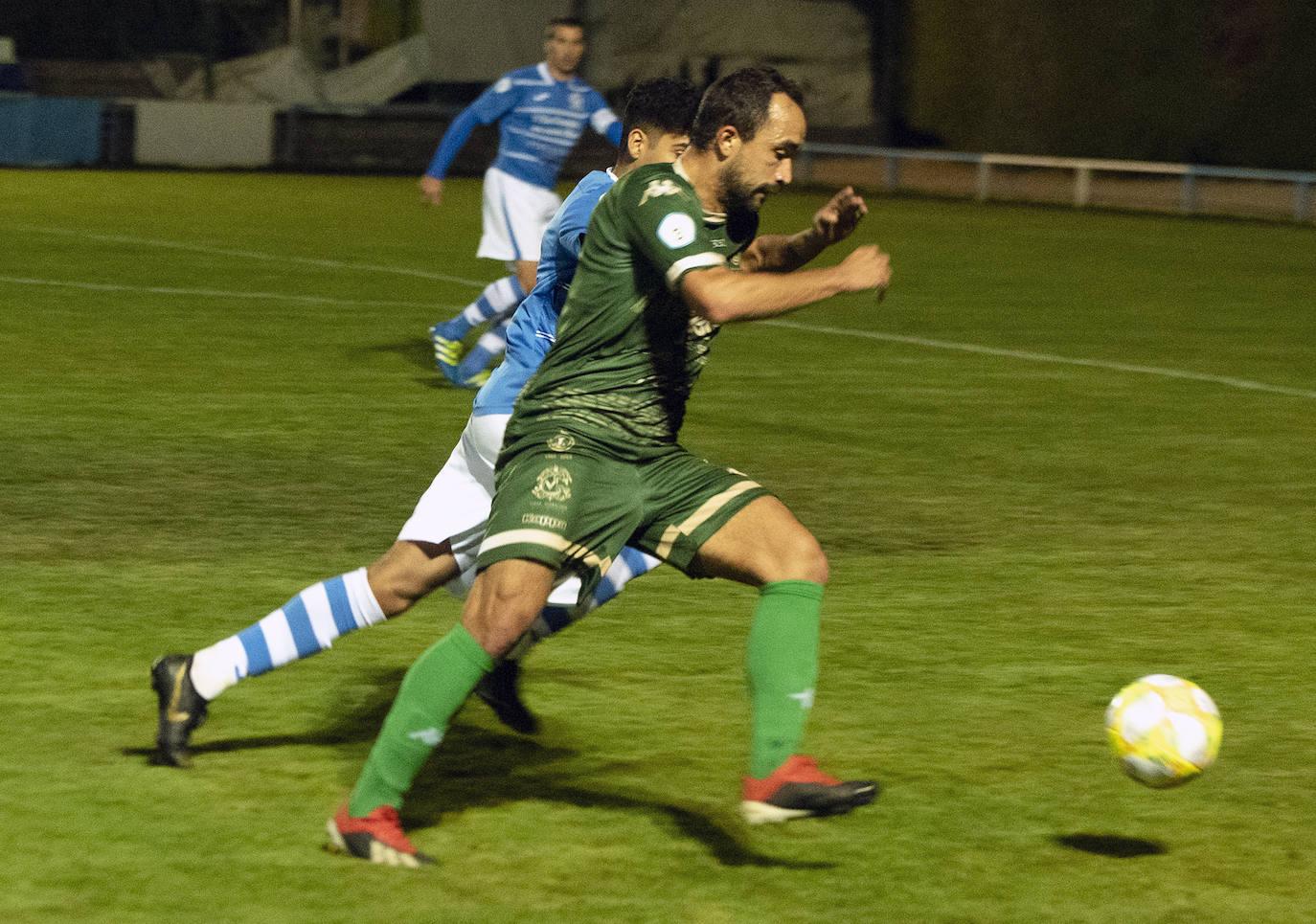 Victoria del Atlético Astorga en La Granja
