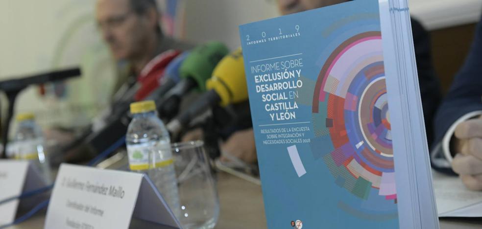 La pobreza se ensaña con cien mil personas que ya solo luchan por sobrevivir cada día en Castilla y León