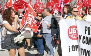 Los trabajadores del operativo de incendios piden «un giro» en la política de prevención de la Junta fundamentada en personal público