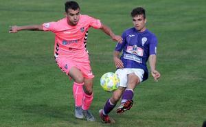 La Bañeza celebra el primer triunfo de la temporada en casa