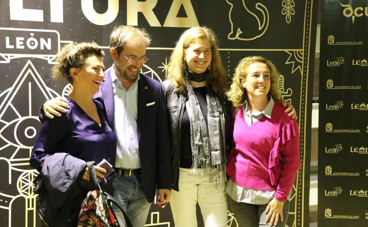 La 'ocultura' llega a León