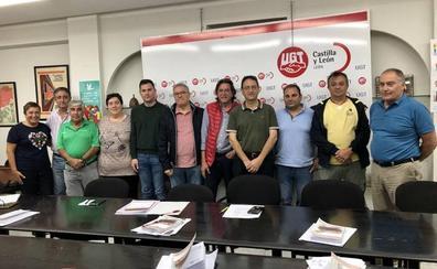 El PSOE garantiza ante la Unión de Jubilados de UGT de León pensiones «protegidas cada año y para siempre»