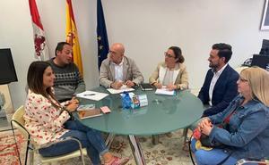 El PSOE logra el compromiso de la Junta para agilizar la finalización de los caminos de la concentración parcelaria en Villamanín