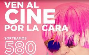 Espacio León sortea entradas dobles para el cine en sus redes