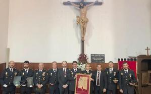 La Policía Nacional nombrada 'Escolta de Honor' de las Siete Palabras de Jesús en la Cruz
