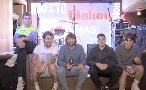 Novedades Carminha: «Si queremos ser una banda de rock teníamos que pasar por El Gran Café»