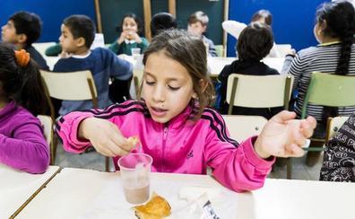 La Obra Social la Caixa consiguen 11.000 litros de leche para el banco de alimentos de León