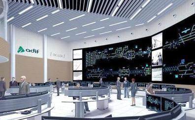 Adif amplía el plazo de presentación de ofertas para las multipantallas del Centro de Control ferroviario