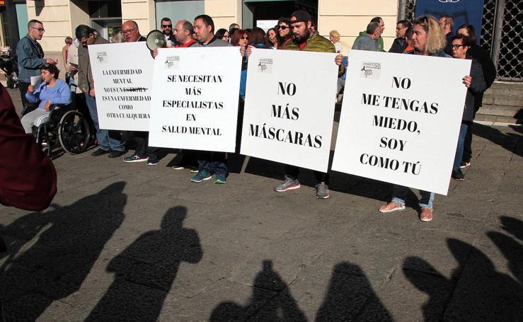 Dia Mundial de la Salud Mental desde León