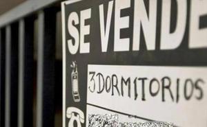 La compraventa de viviendas cae un 24,4% en León en agosto hasta las 238 transacciones
