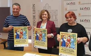 La Feria del Libro de Antiguo y de Ocasión regresa a la plaza de San Marcelo de León con 11 librerías