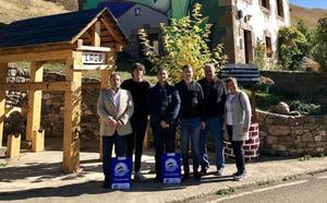 El PSOE visita Lago de Babia y mantiene su apuesta por la continuidad de las juntas vecinales