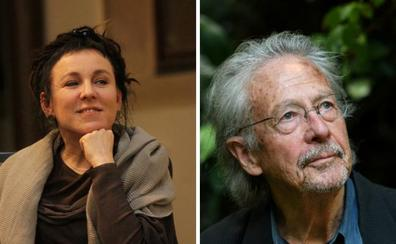 Olga Tokarczuk y Peter Handke, Premios Nobel de Literatura