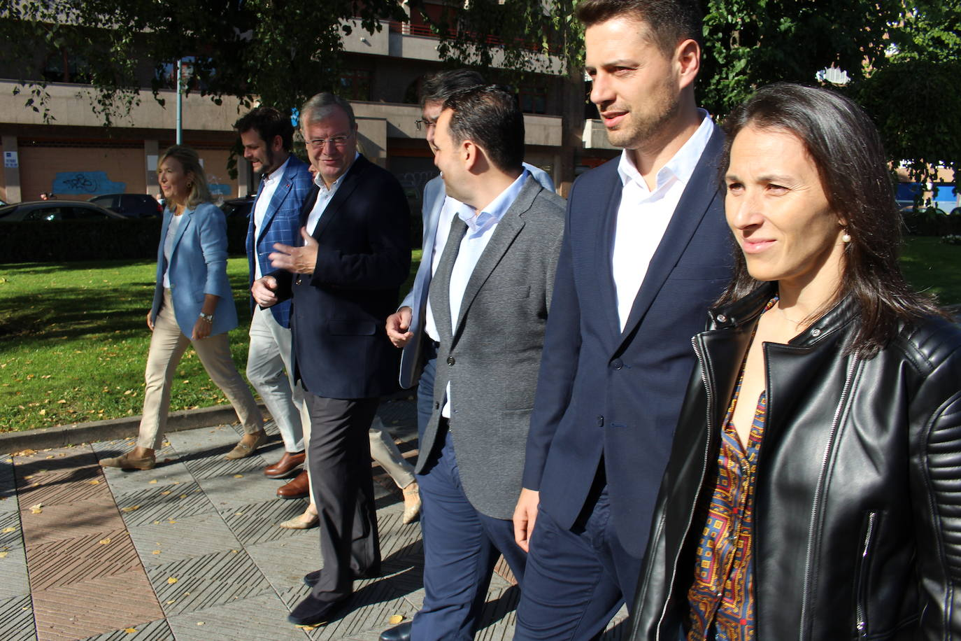 El PP de León presenta a sus candidatos al Congreso y al Senado