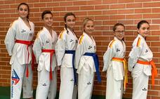 Seis taekwondistas del Club Saya 'Los Blancos' disputarán el primer campeonato de la temporada