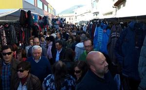 Boñar celebra una edición de la popular Feria del Pilar
