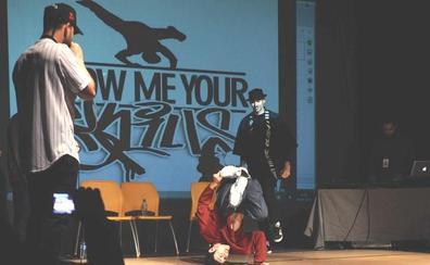 Espacio Vías acoge una competición de breakdance