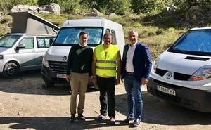 El PSOE de León reclama en Caín las infraestructuras necesarias para el adecuado desarrollo turístico del Parque Nacional de Picos de Europa