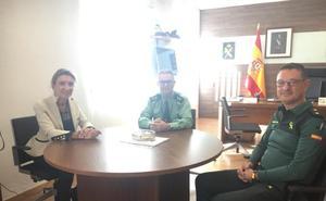 Cruz Roja reafirma sus lazos con la Guardia Civil