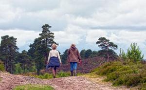 Tres generaciones de mujeres rurales