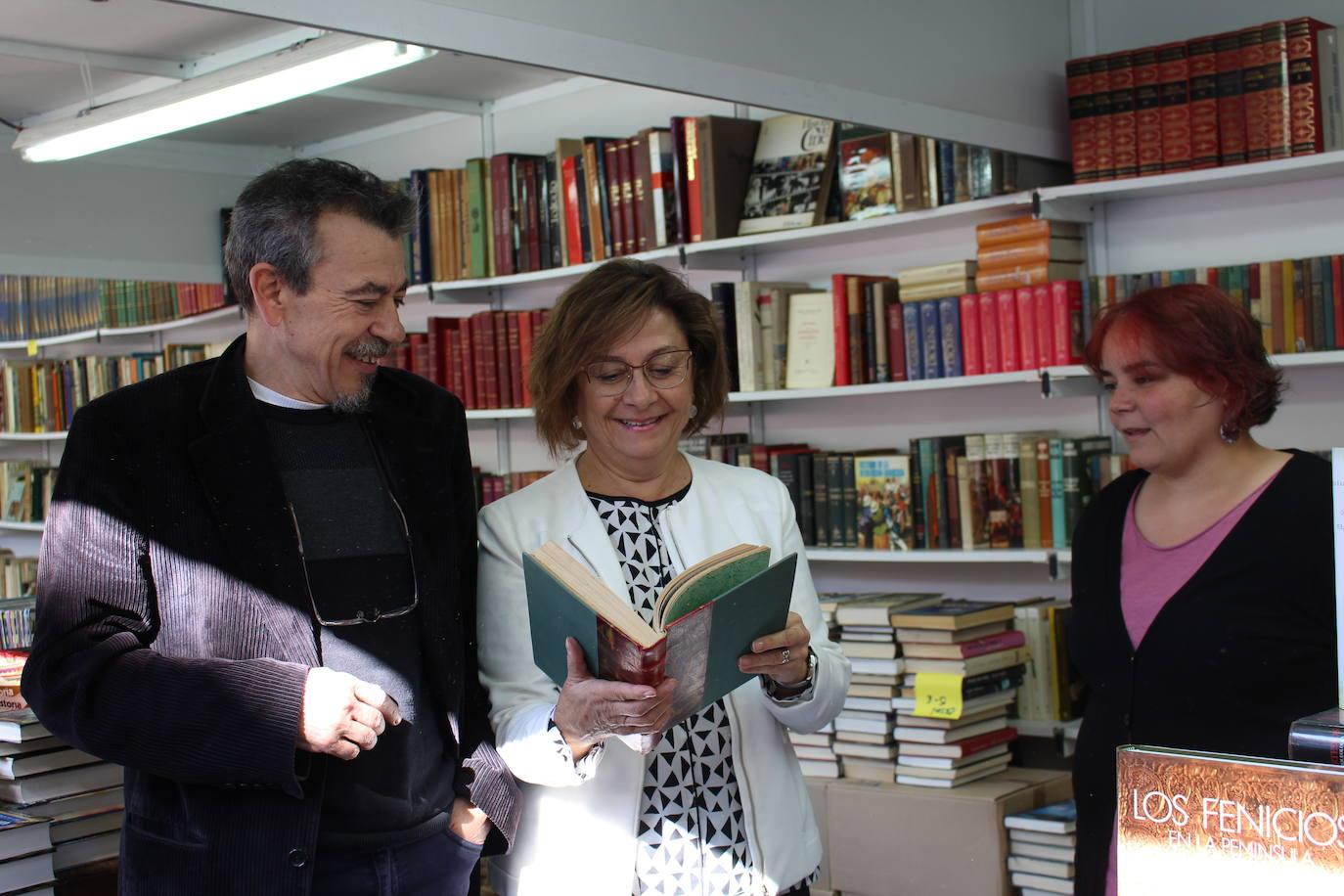 Feria del Libro de Antiguo y de Ocasión
