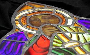 Los expertos coinciden: el traslado de las piezas del rosetón leonés a Cataluña nunca ha sido confirmado