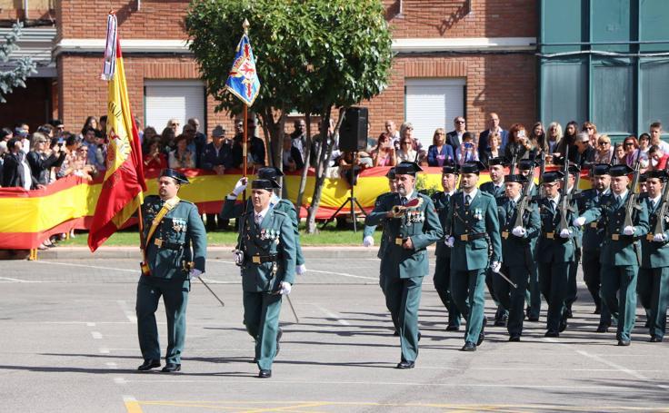 Día del Pilar en León