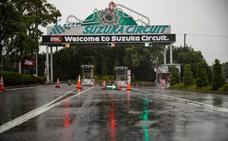 Historias de hotel con la clasificación cancelada por el tifón en el GP de Japón