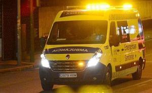 Heridas dos mujeres tras sufrir un atropello en la Avenida Doctor Fleming de la capital