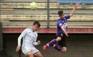 Sampedro salva las tablas en un derbi con poco fútbol