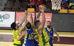 Paseo triunfal de Culleredo ante un débil Basket León